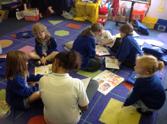 Year 6 FS reading
